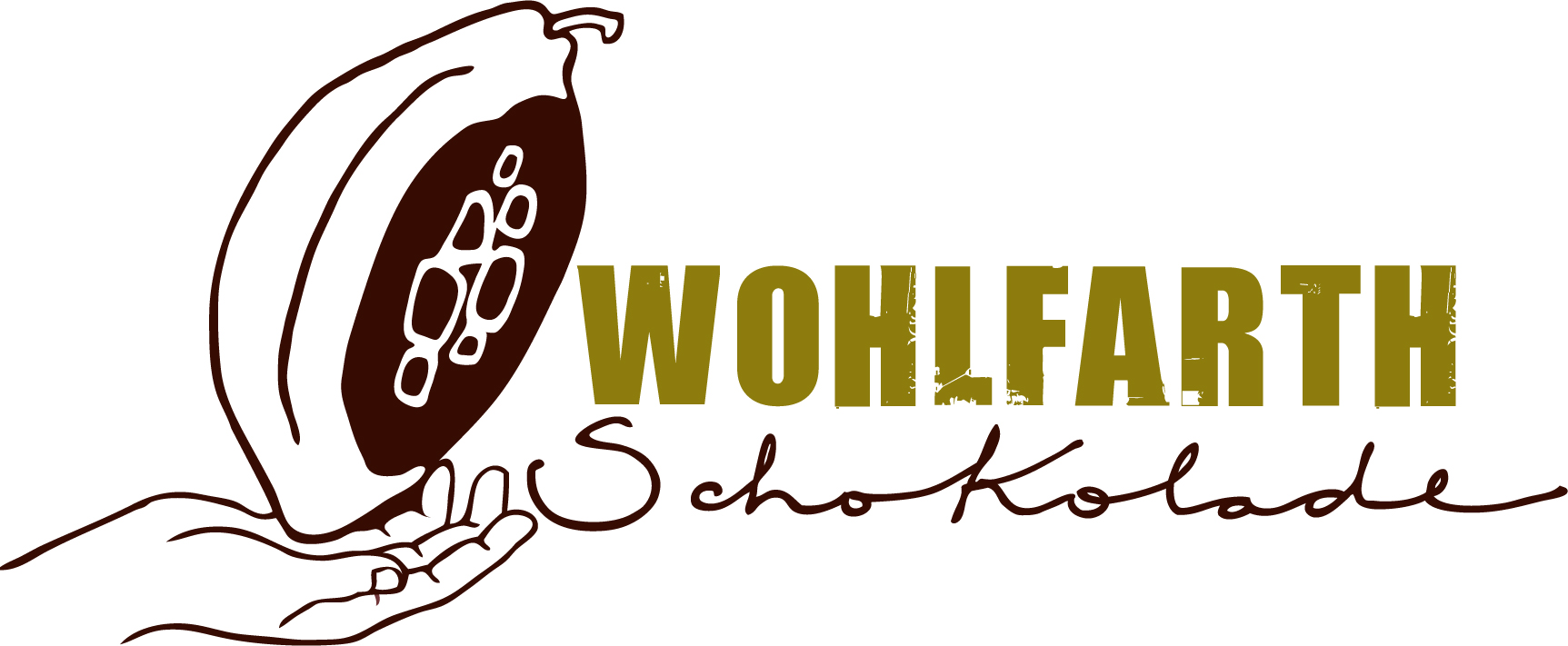 Wohlfarth Schokolade Berlin-Logo
