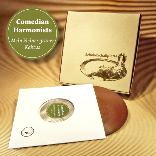 SchokoSchallplatte - The Comedian Harmonists